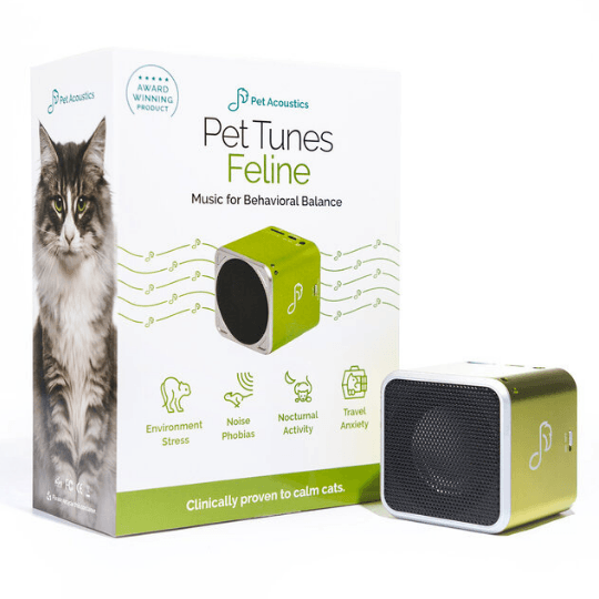 Pet Tunes calming music for cats