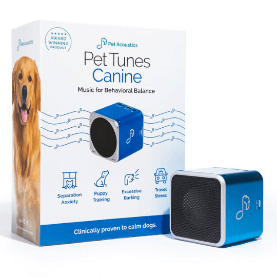 Pet Tunes calming music for dogs
