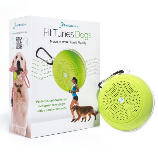 Fit Tunes dog walking music